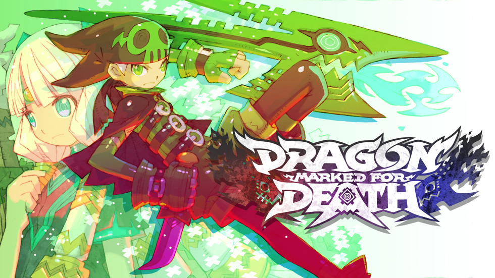 Dragon Marked For Death Official web site